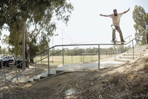 Nike SB: Two Up with Alex Campbell and Nick Boserio