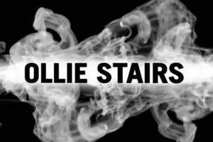 Skateboarding Trick Tip: Ollie Stairs
