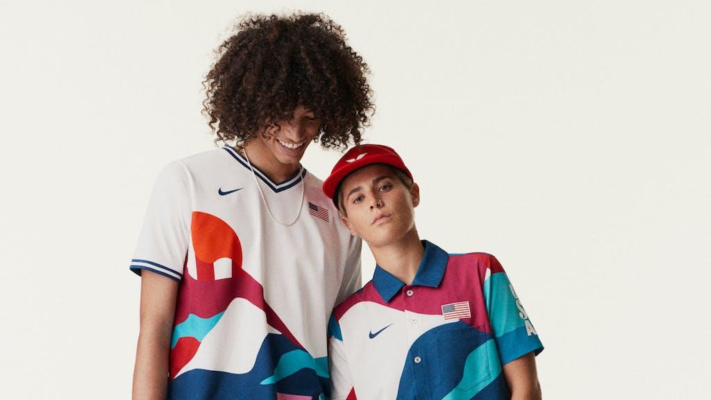 Olympic Skate Uniforms Revealed - primary image