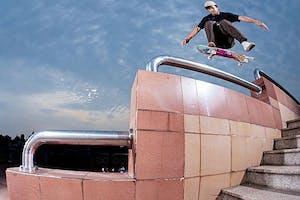 Primitive Skateboarding: Never