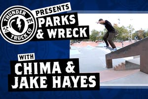 Parks & Wreck: Chima Ferguson and Jake Hayes