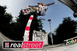 X Games: Real Street 2018