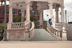 Ryan Lay: Welcome to Etnies