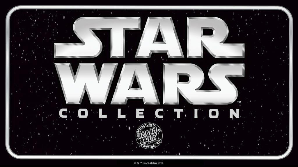 Santa Cruz x Star Wars: Episode VII Skateboard Collection - primary image