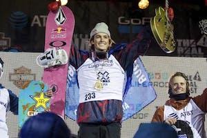 Scotty James Wins X-Games Gold