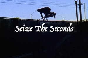 Converse: Seize the Seconds