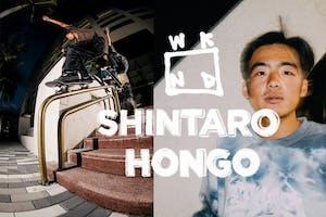 Shintaro Hongo Joins WKND