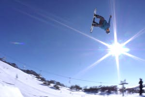 Shred Bots: Up Norths, Down Under