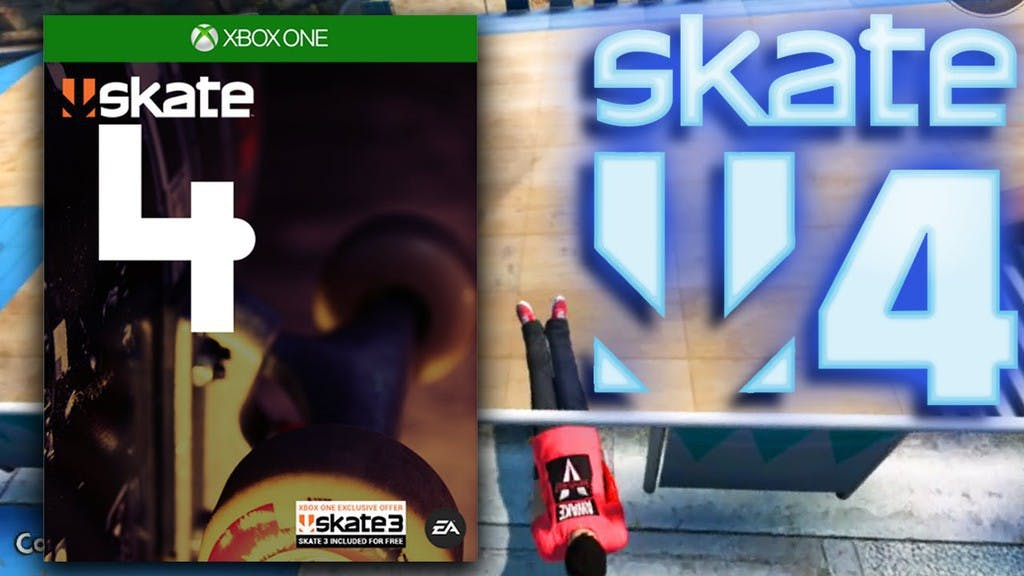 Skate 4: Now is the Time - primary image