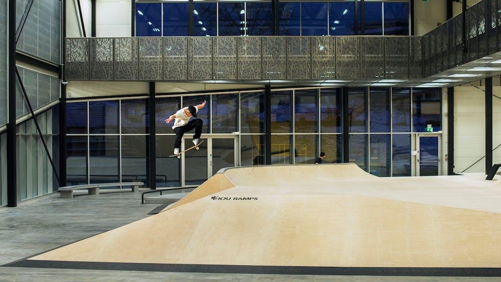 Scandinavia: Skate Paradise? - primary image
