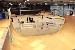 Sweden's Skateboard School