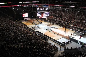 SLS Pro Open: Riders Announced