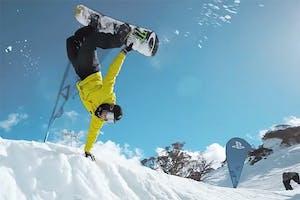 Snowboarding @ Australia