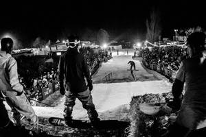 Snowtunes KFC Rail Jam 2019 - Full Video