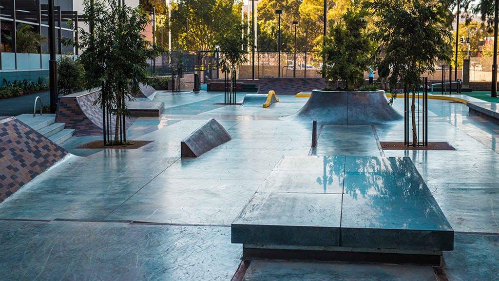 Sydney's New Street Plaza - primary image