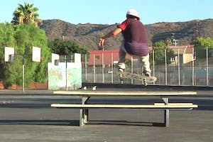 Epic Tricks: Carlos Ribeiro