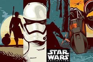 Santa Cruz x Star Wars: Episode VII Skateboard Collection