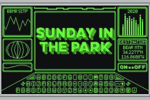 Sunday in the park 2020: Ep 8