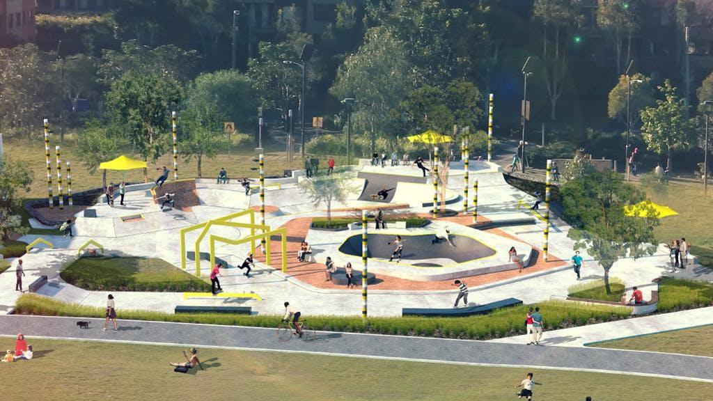 New Skatepark in Inner Sydney - primary image