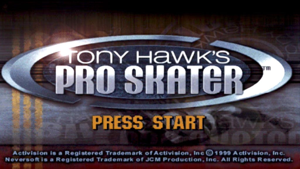 Tony Hawk's Pro Skater Turns 20 Years Old - primary image