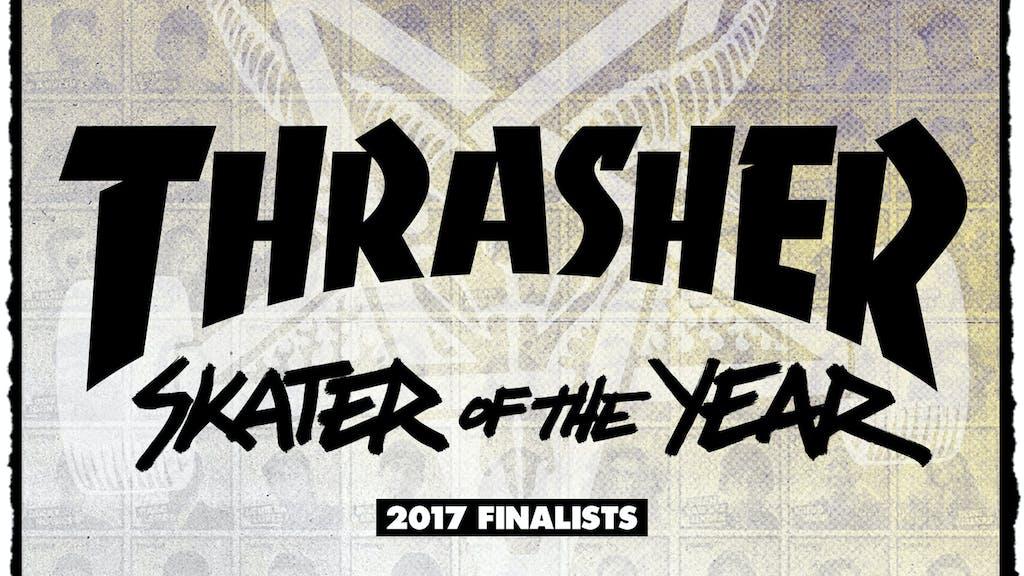 Thrasher's SOTY Shortlist - primary image