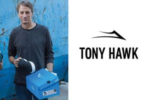 Tony Hawk Is On Lakai
