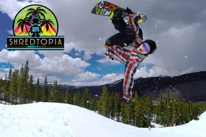 Shredtopia: Copper Mountain