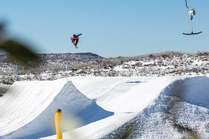 10-year-old Valentino Guseli — Perisher Parks