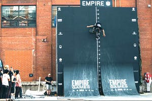 Converse's Wall of Death