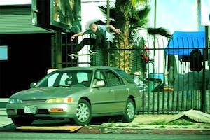 Brandon Westgate Ollies a Car