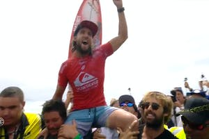 Matt Wilkinson Wins the 2016 Gold Coast Quiksilver Pro