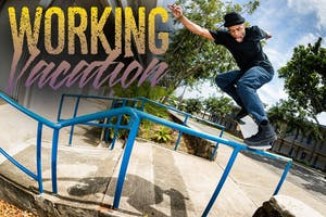 AYC: Working Vacation