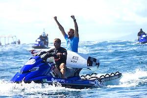 Owen Wright Makes Surfing History in Fiji