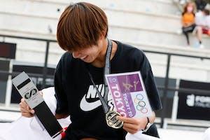 Olympic Skateboarders Confirmed