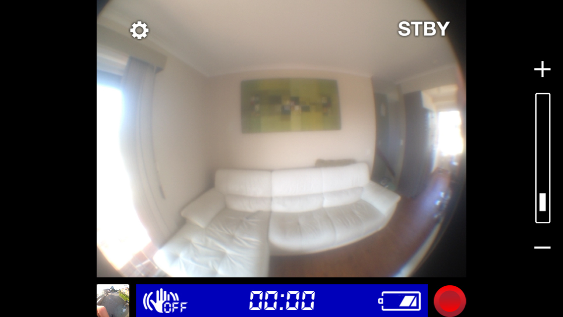 REVIEW: Death Lens Fisheye for iPhone | BOARDWORLD