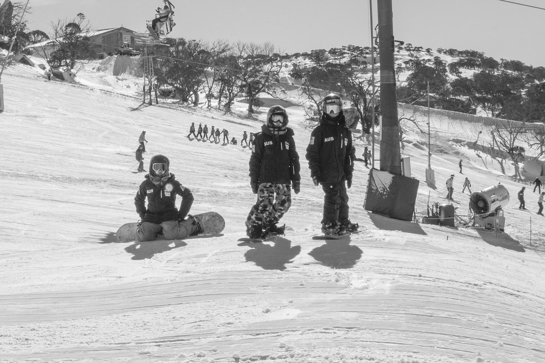 The future of Australian snowboarding