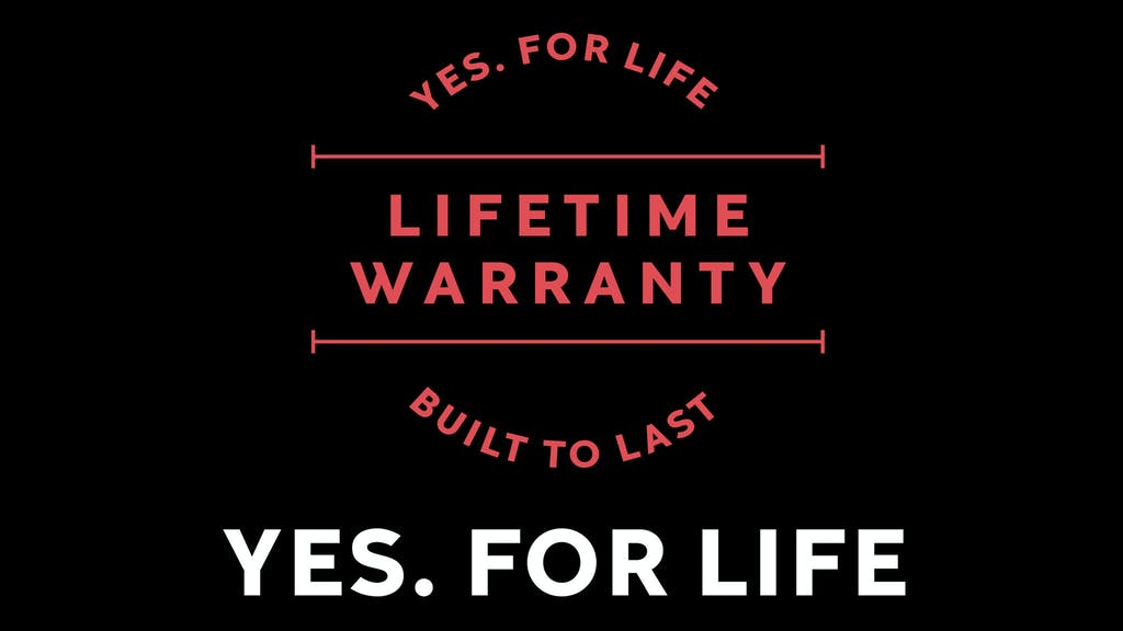 YES. Snowboards Lifetime Warranty - primary image