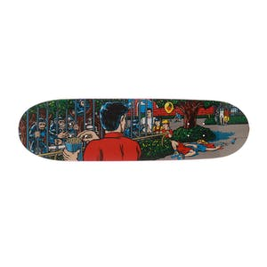 "101 Heritage Eric Koston Zoo 8.78"" Skateboard Deck"