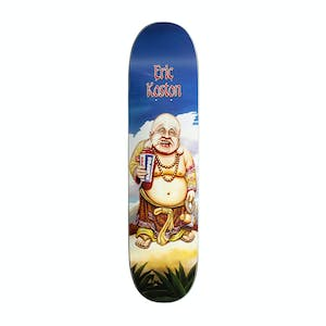 "101 Heritage Koston Buddha 7.625"" Skateboard Deck - Slick"