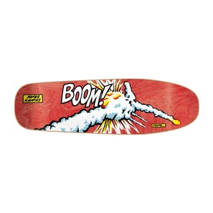 "101 Heritage Natas Challenger 9.8"" Skateboard Deck - Red"