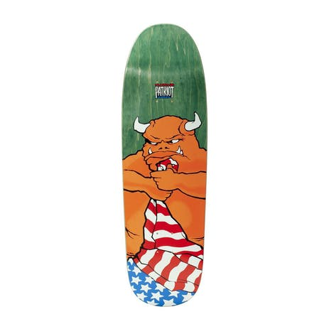 "101 Heritage Natas Patriot 9.75"" Skateboard Deck"