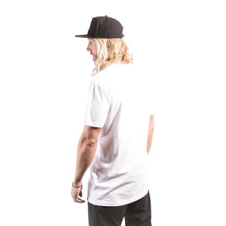 3CS Cloudy T-shirt — White