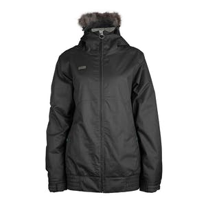 3CS Scarlet Women's Snowboard Jacket - Black