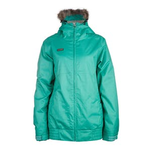 3CS Scarlet Women's Snowboard Jacket - Teal