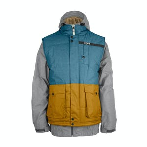 3CS Sorsa 3-in-1 Men's Snowboard Jacket - Moonrock