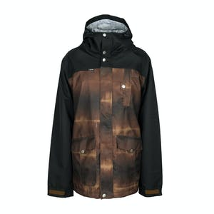 3CS Combo-Nation Snowboard Jacket 2017 - Dyestripe