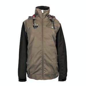 3CS Harrington Snowboard Jacket 2017 - Moonrock