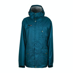 3CS Nation Snowboard Jacket - Airforce
