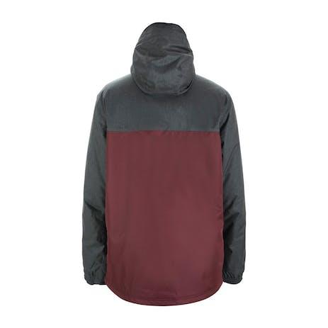 3CS Combi Nation Snowboard Jacket 2018 - Maroon