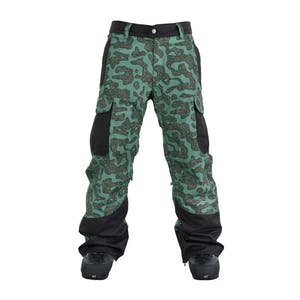 3CS Ranger Snowboard Pant 2018 - Security Camo